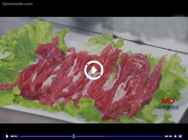 鲜牛肉 羊肉 五花肉 肥牛切片机