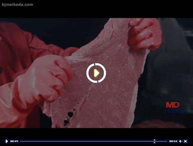 牛肉干大片机